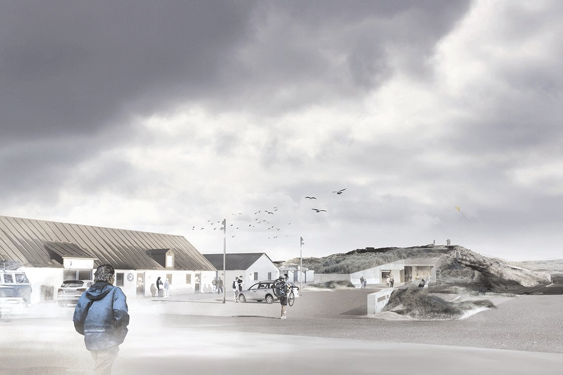 LOOP Architects_Nationalparkcenter Thy_rendering ude