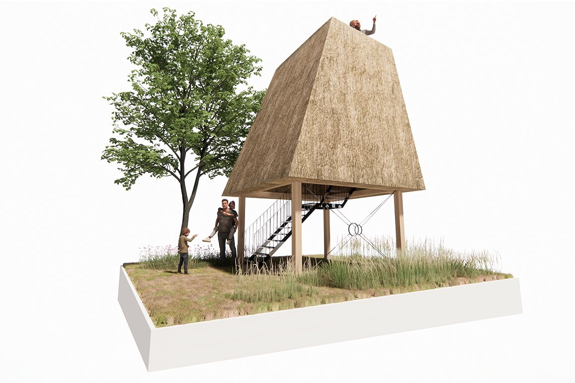 LOOP architects shelter 1