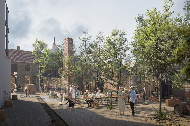 Thisted by_rendering_LOOP architects
